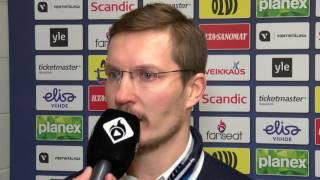 TUTO Hockey - Espoo United 12.4.2017 Ottelukooste