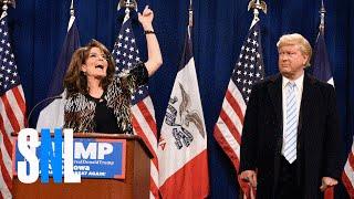 Palin Endorsement Cold Open - SNL