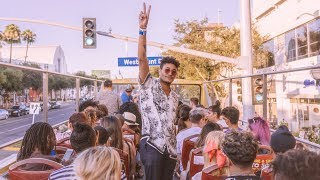 Bryce Vine - Carnival Release Party 🎪 Pt 1 [Behind the Scenes]
