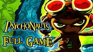 Psychonauts【FULL GAME】| Longplay