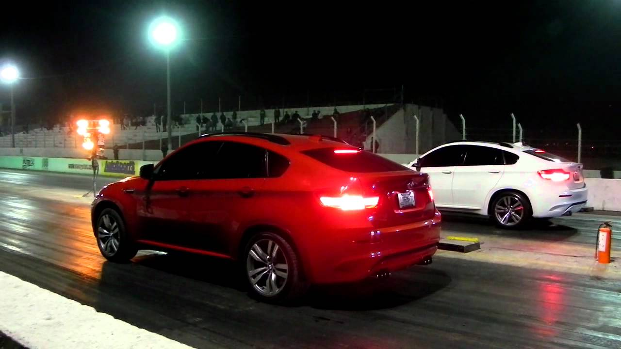 Bmw X6 M Vs Bmw X6 M Mov Youtube