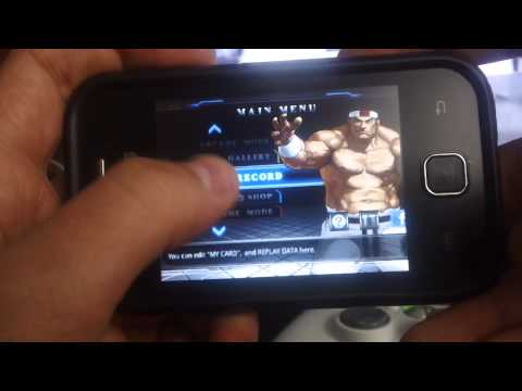 FREE DOWNLOAD PES 2012 Android tasted on my Samsung Galaxy Young