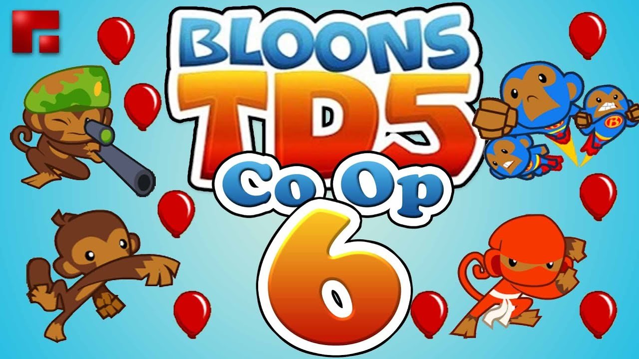 Bloons TD 5 iPhone Co-op - Ep.6 - YouTube