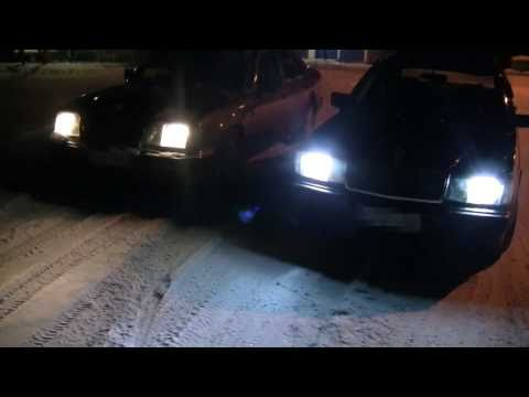HID Xenon Headlamp Kit H4 8000K