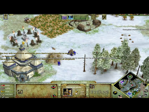 Age of Mythology  The Titans - Parte 4 - La Torre de Odín