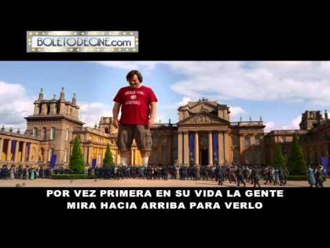 Trailer en español (LAS): Los Viajes de Gulliver