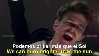 Fun Ft Janelle Monae We Are Young English Español Subtitulado