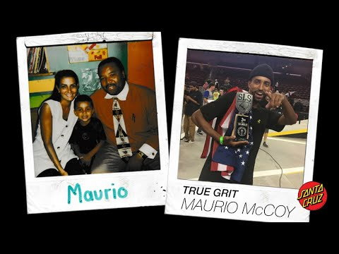Maurio McCoy True Grit: From humble beginnings to the world stage