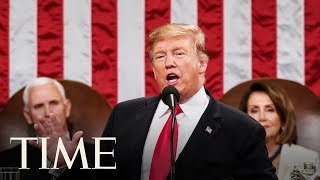 Here Are The Facts Behind President Trump's Biggest State Of The Union Claims   TIME