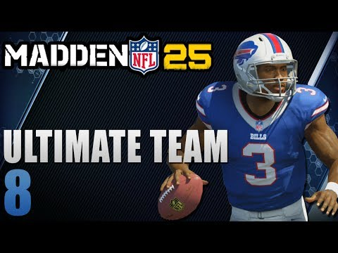 Madden 25 Ultimate Team Next-Gen PS4 : Hunt For A Playoff Berth! Ep.8