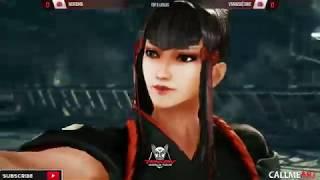 Tekken 7 World Tour | Take's Bryan Enters | NOROMA (Jack-7) vs TAKE (Kazumi/Bryan)