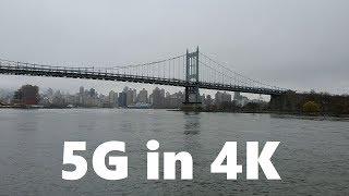 Samsung Galaxy S10 5G 4K Camera Test!