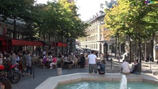 Place de la Sorbonne, Paris, France