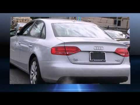 2012 Audi A4 2 0t Premium Tiptronic Youtube