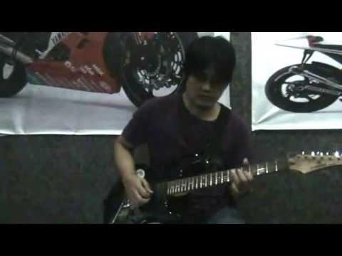 Slank - ku tak bisa (guitar cover & solo)