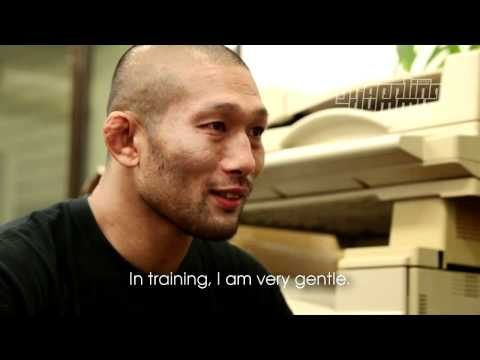 PREVIEW: The Grappling Dummy: Masakazu Imanari Image 1