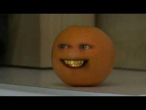 The Annoying Orange - I'm Bored