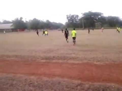 fc dortmund academy Ghana U16 vrs Volta heroes 2nd division