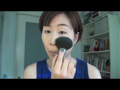 Makeup Secret 之 夏天零油光底妝示範 Part 2