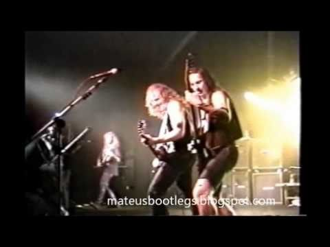 Andre Matos & Gamma Ray - Future World live '97
