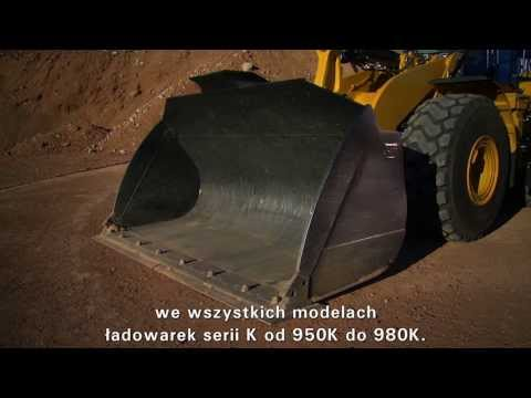 Cat K Series, Performance Series Bucket Payloads (POLISH)
