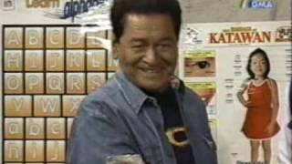 "MYSTICA AS A TEACHER WITH EDDIE GARCIA AND JIMMY SANTOS AT ""IDOL KO SI KAP"" GMA 7"