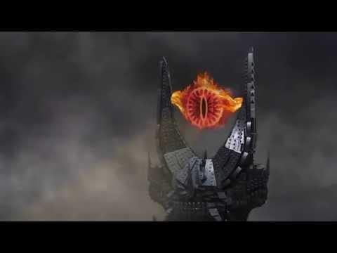 "Sauron takes the ""Ice-Bucket Challenge"""