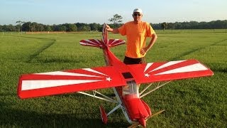 Super Decathlon 122 by Pilot RC    RCRedBaron June 28 2014