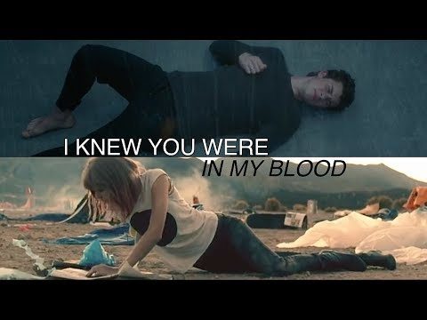 Taylor Swift & Shawn Mendes - I Knew You Were In My Blood (Mashup/Video)