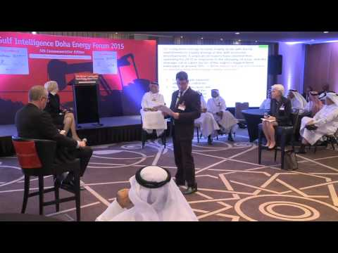 "The Gulf Intelligence Doha Energy Forum, ""Global Energy Security: Supply & Demand"""