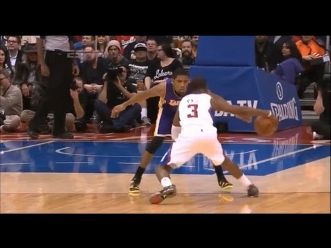 Part 2: http://www.youtube.com/watch?v=nSetkkt06kw&feature=youtu.be Chris Paul's jumpshots, crossovers, floaters, jab steps, stepback jumpers, runners, drive...