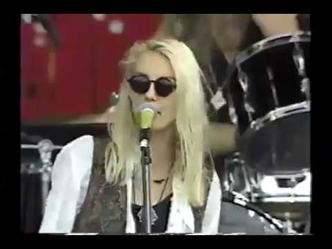 Sass Jordan - Who Do You Think You Are (Live)