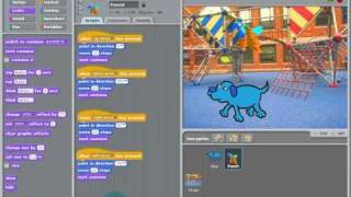 Lesson 1 - Scratch Basics