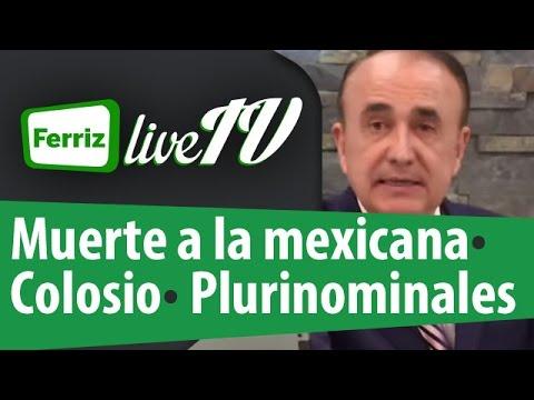 Ferriz LIVE TV- 23 de Marzo, 2015-Programa 51