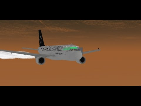 Air New Zealand Flight - ROBLOX