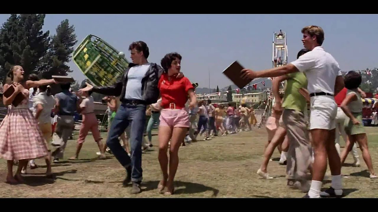 1080p hd grease we go together film version youtube