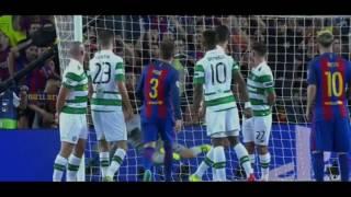 Barcelona vs Celtic Home 7-0 HD (13.09.2016)