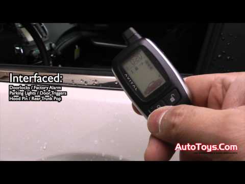 Honda CRV 2014 REMOTE START and ALARM SYSTEM INSTALL DEMO (5303L)