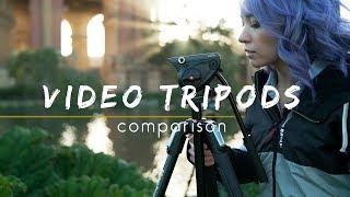 WHAT VIDEO TRIPOD YOU SHOULD BUY | comparison | atolavisuals