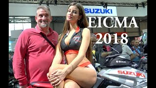EICMA: ALL MODELS & TOP BEST GIRLS ( no music, no voice )
