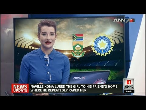 INDIA TEACH SOUTH AFRICA HOW TO PLAY CRICKET : SOUTH AFRICAN MEDIA thumbnail