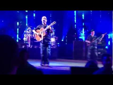 Dave Matthews Band - Big Eyed Fish Live 5-18-12 Woodlands Pavilion