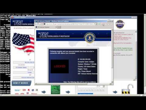 More FBI MoneyPak (Uremtoo Trojan)