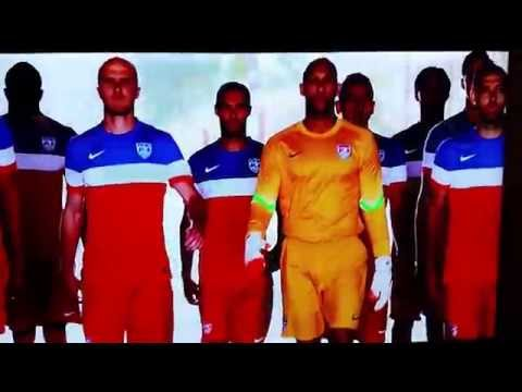 World Cup 2014 Ghana USA Promo - Kiefer Sutherland
