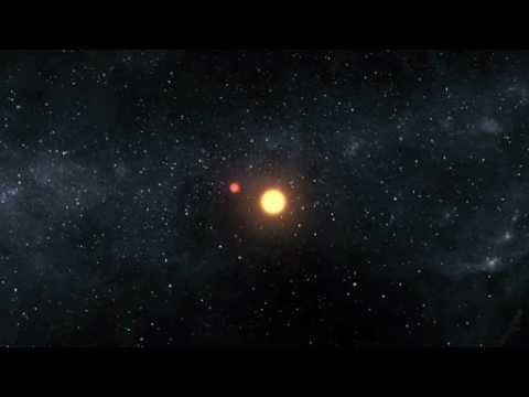 Kepler-16, the first circumbinary planet