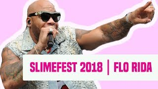 Flo Rida Interview | Nickelodeon SlimeFest 2018