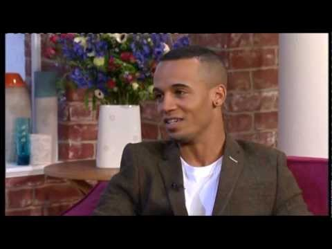 ASTON MERRYGOLD (JLS) - THIS MORNING INTERVIEW 21/1/13