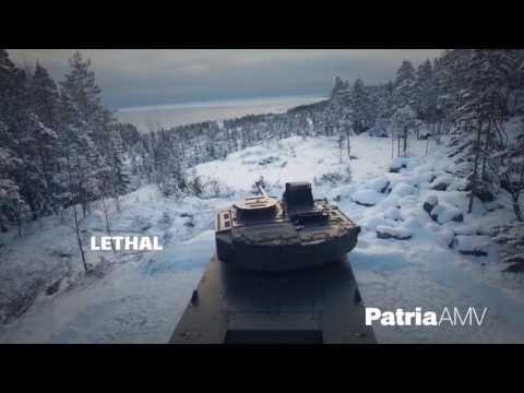 Patria AMV Product Family