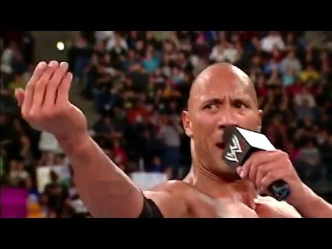 "The Rock - ""JUST BRING IT BITCH!"" thumbnail"