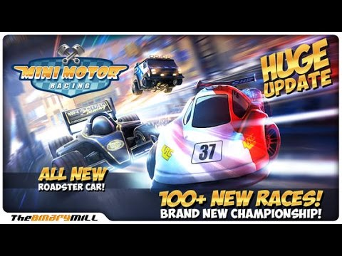 Mini Motor Racing - Racing Game / Android - iOS GamePlay